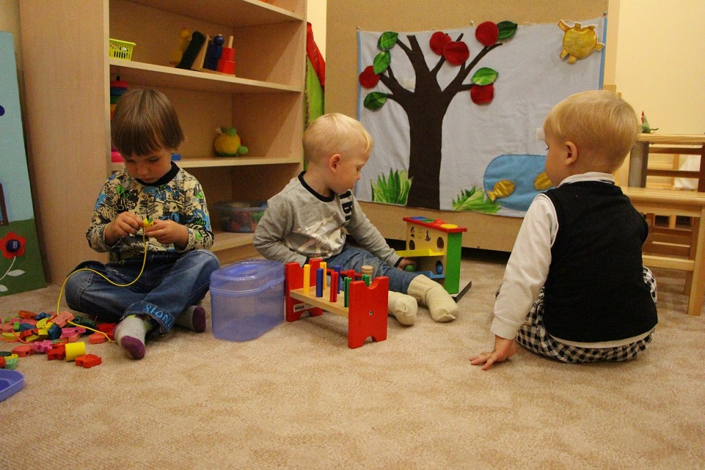 Развиваюший детский центр
